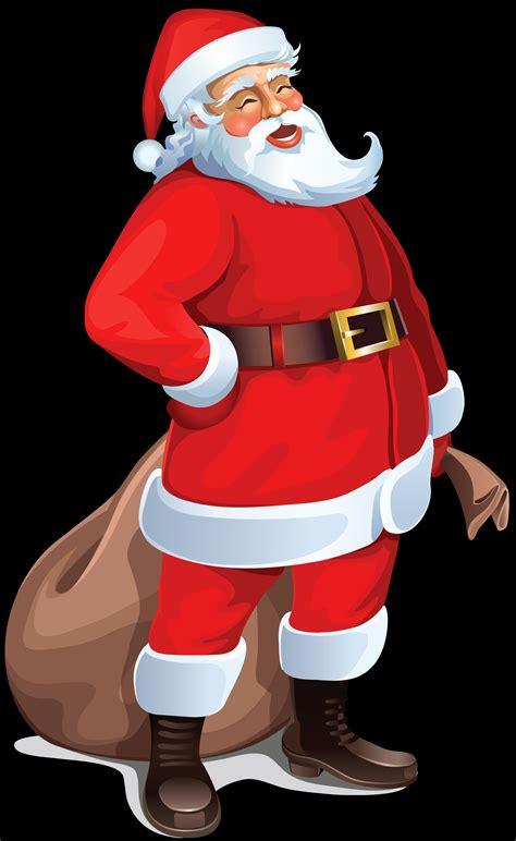 Wallpaper Santa by Santa Claus Clip Wallpaper