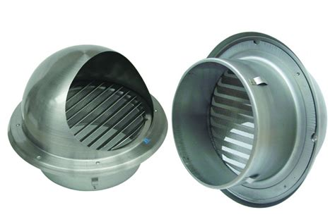 grille daeration ronde  angle renson  achat en