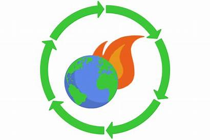 Climate Change Adaptation Icon Disaster Risk Reduction
