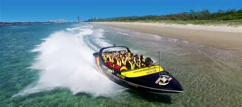 Jet Boat Voucher by Gold Coast Jet Boat Ride Buy Voucher Gift It Now