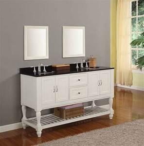 le lavabo a double vasque pour votre salle de bains With wonderful meuble pour petite cuisine 10 la decoration avec un meuble aquarium archzine fr