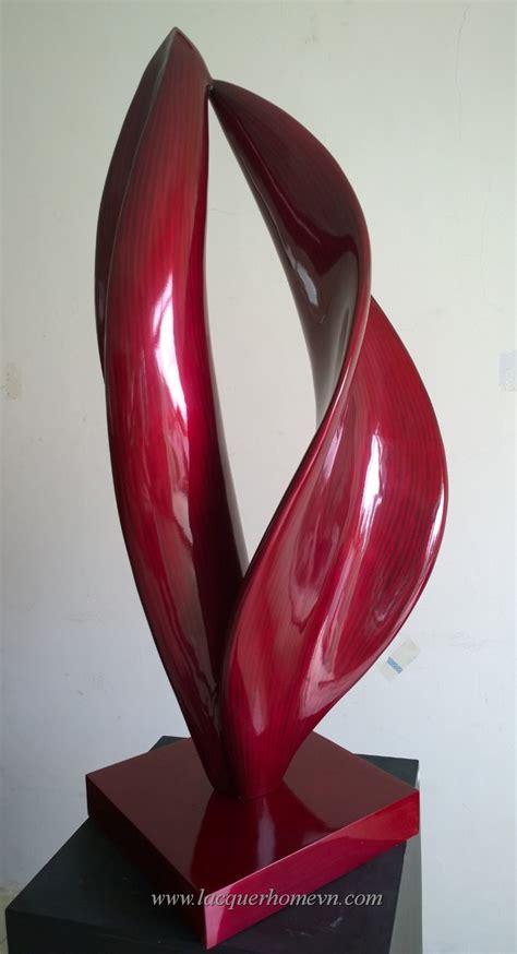 ht resin lacquer sculpture vietnam ha thai bamboo