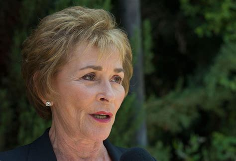 judge judy giving   book    afford