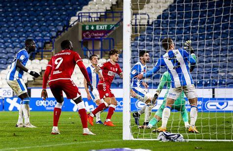 Paterson hails squad spirit at Huddersfield | Bristol City