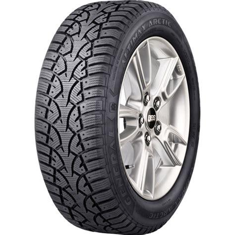 General Altimax Arctic Tire 225/60R16, Black