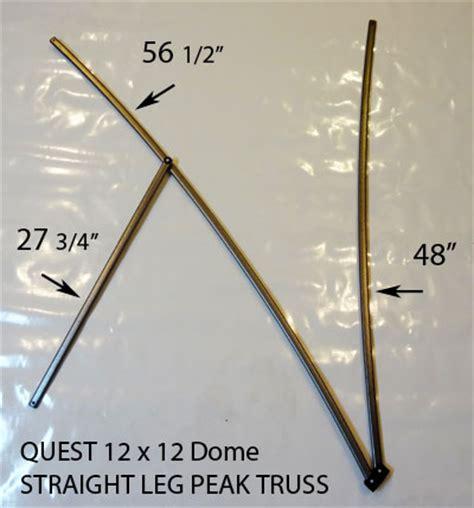 quest canopy replacement parts quest 12 x 12 dome leg instant pop up canopy peak