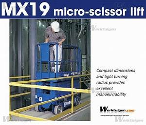 Upright Mx19 Scissor Lift Wiring Diagram