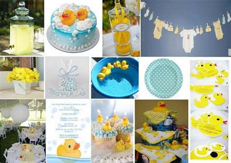 Baby Shower Duck Theme And Cakes Ideas  Baby Shower Ideas