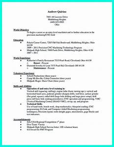 sample qualifications in resume writing your qualifications in cnc machinist resume a must