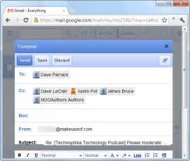Google Chrome Mail to Gmail