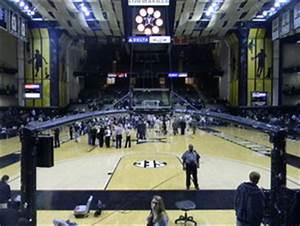 Vanderbilt Basketball Seating Chart Stadium Rankings Arena Rankings College Stadium