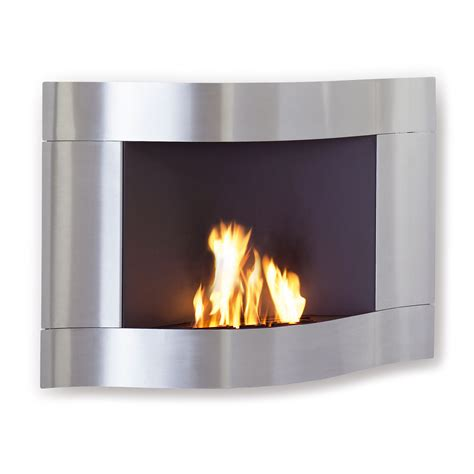 Chimo Wave Fireplace No Chimney Required The Green Head