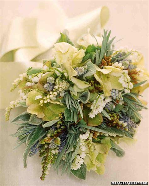 Lily Bouquets Martha Stewart Weddings