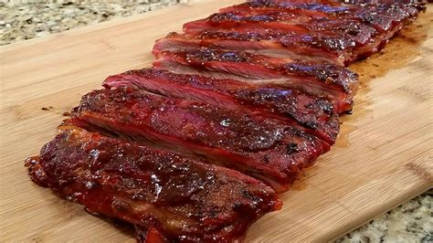 Traeger Boneless Pork Ribs