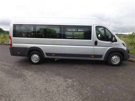 Peugeot For Sale by Peugeot Boxer Candrive Maxi 17 Seat Minibus With 4