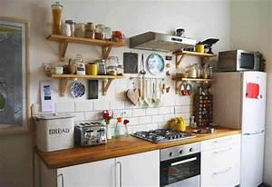 small apartment kitchen organization deductourcom With small apartment kitchen storage ideas