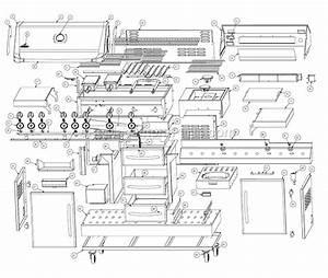 Napoleon Pf600 Parts List And Diagram   Ereplacementparts Com