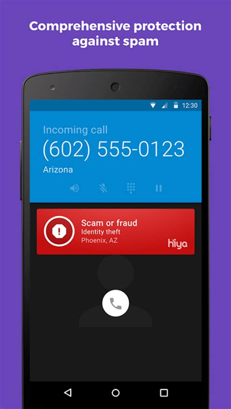 block phone number when calling hiya identifies and blocks calls from unknown phone numbers