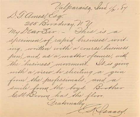 32 Best Spencerian & Palmer Script Images On Pinterest  Hand Type, Penmanship And Calligraphy