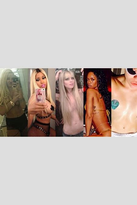 The 40 Sexiest & Most Revealing Celebrity Selfies & Twitter Pics Ever | OK! Magazine