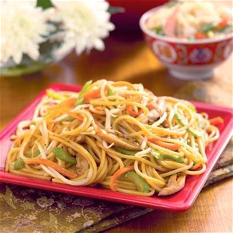difference between chow mein and lo mein chow mein lo mein what s the difference in chinese noodles food theindependent com