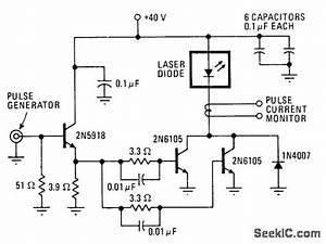 Laser Diode Source - Basic Circuit
