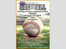 Baseball flyer Authorization Letter Pdf