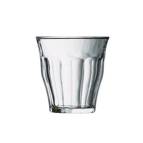 bicchieri duralex bicchiere picardie in vetro cl 25 19255 rgmania