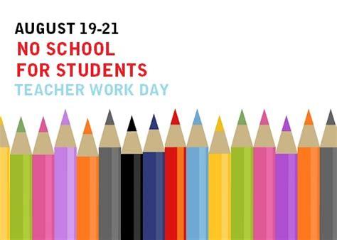 school students teacher workday coronado unified school district