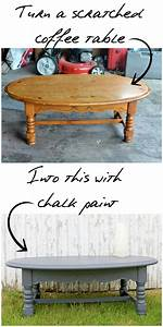 28 best furniture painting ideas and designs for 2018 With non wood coffee tables