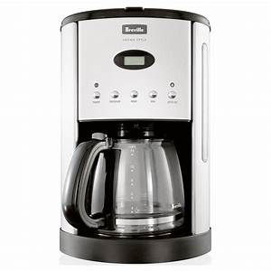 Breville Coffee Maker Owners Manual