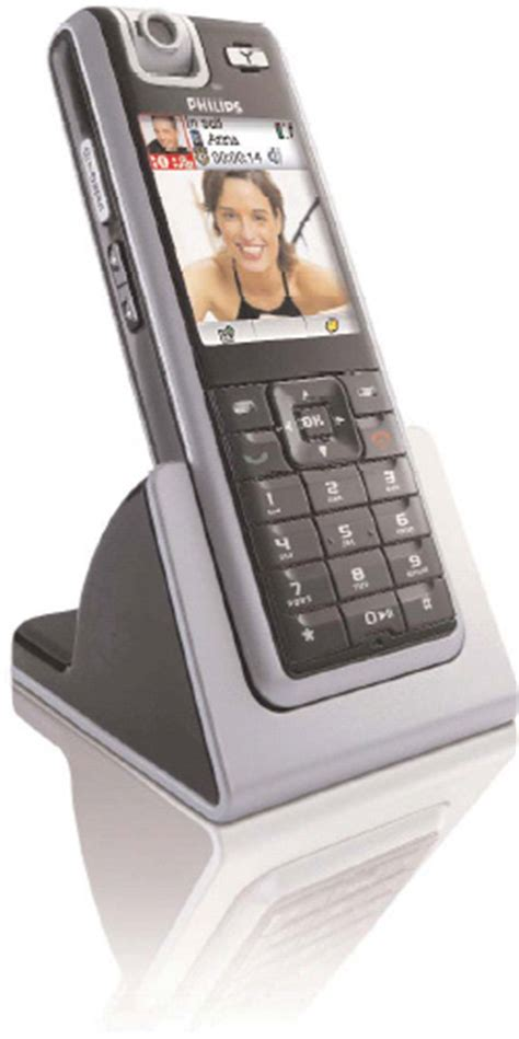 wifi voip phone philips vp5500 wifi voip phone launches