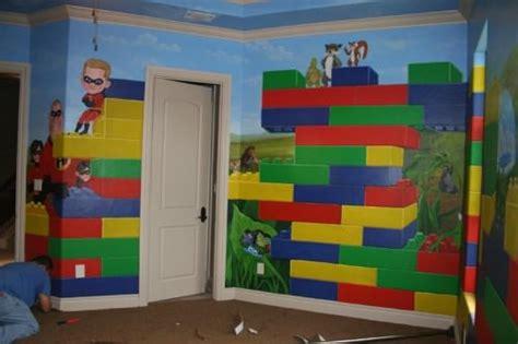 Awesome Boys Lego Room Ideas!