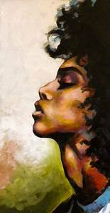 beautiful african american woman profile | Life & Art ...