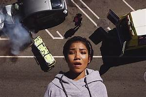 Jhene Aiko Faces Car Crash, Pays Tribute to Late Brother ...
