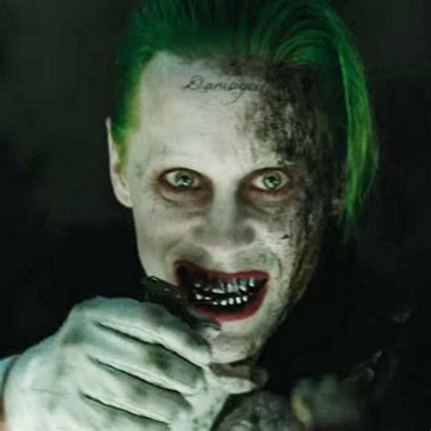 Jared Leto's Latest Preview As The Joker Looks Crazy Enough
