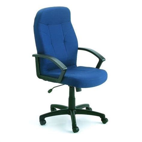 fabric task chair with arms b8801