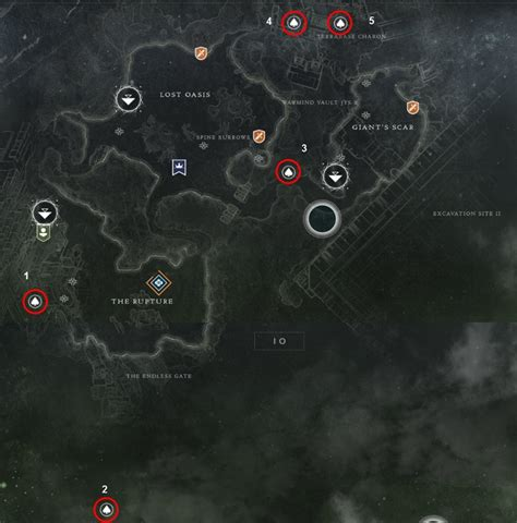 destiny 2 cayde 6 io treasure maps guide dulfy