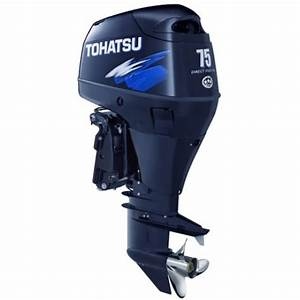 Tohatsu Md75c2eptol 75 Hp Two Stroke Outboard Motor For Sale