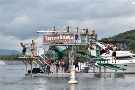 Tarzan Boat Rockaway Beach by Fun Things To Do In Orange Beach That You Haven T Heard