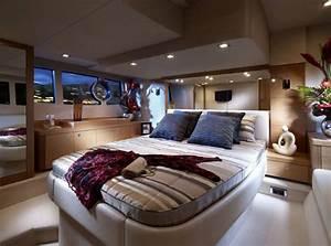 Yacht De Luxe Interieur : fond ecran interieur bateau yacht de luxe chambre luxueuse fonds cran ~ Dallasstarsshop.com Idées de Décoration