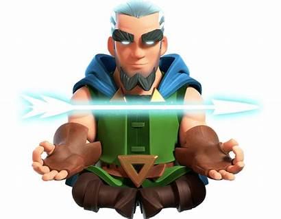 Clash Royale Archer Magic Clans Wizard Transparent