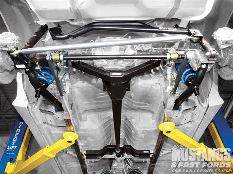 maximum motorsport fox body launch box install muscle