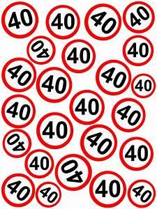 Tischdeko 40 Geburtstag : 40 geburtstag konfetti party deko weiss rot 14g konfetti party ~ Frokenaadalensverden.com Haus und Dekorationen