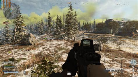 warzone 4k duty call pc settings screenshots max 60fps rtx2080ti runs