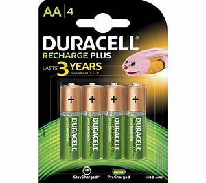 Buy Duracell Aa Nimh Rechargeable Batteries