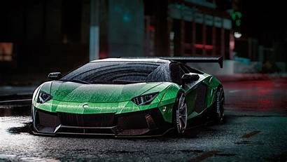 Lamborghini Pc Aventador Pantalla Fondos 4k Speed