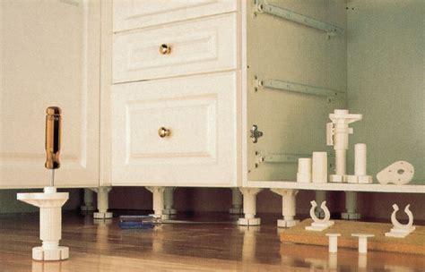 kitchen cabinet levelers cabinet leveling legs cabinets matttroy 2588