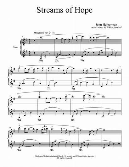 Solitudes Streams Gibson Dan Hope Piano True