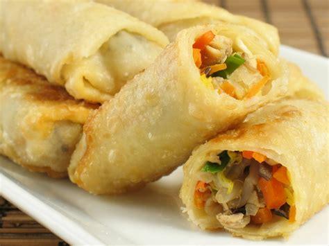 cuisiner les pousses de soja nems au poulet cuisiner c 39 est facile